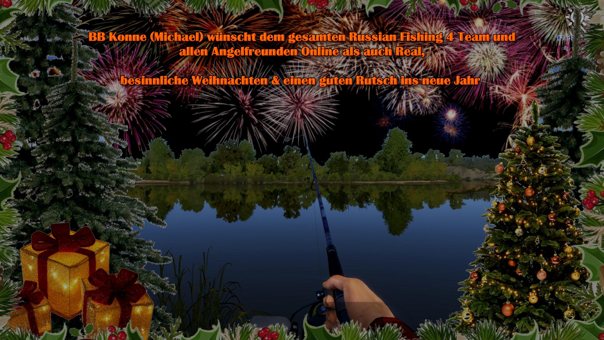 Chuck Norris Weihnachten.Danke Und Frohe Weihnachten Offtopic Russian Fishing 4