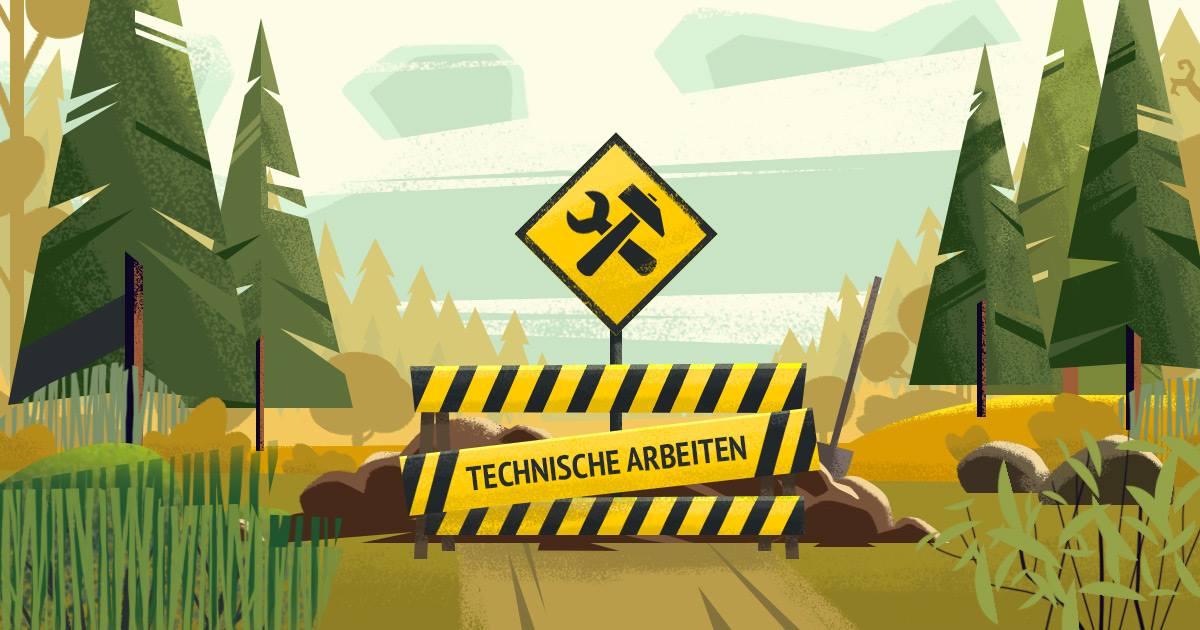 Am Dienstag den 14 April um 11:00 Uhr werden die Russian Fishing 4 Server wegen technischen Arbeiten im Rechenzentrum angehalten.